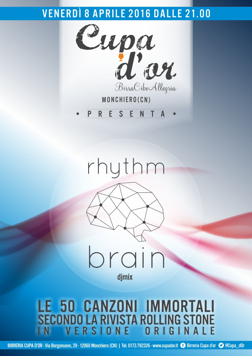 Rhythm Brain Dj Set