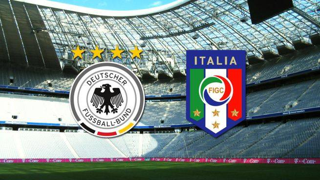 Germania vs Italia in diretta | 02.07.2016