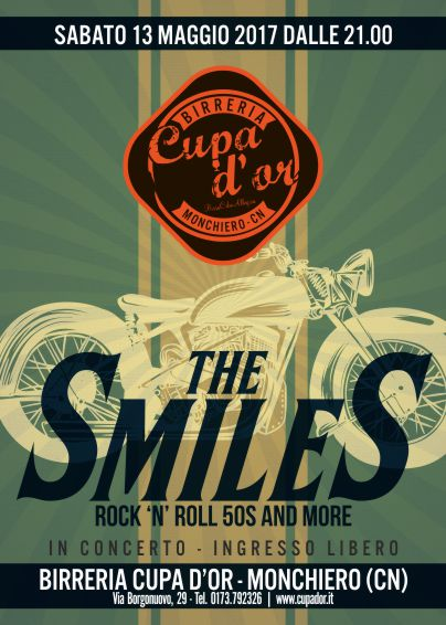 The Smiles live alla Cupa d'Or