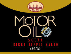 Motor Oil – Birrificio BEBA